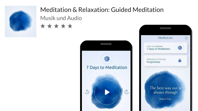meditation and relaxation meditation app