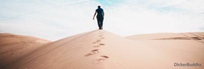 Gehmeditation – Wie man durch Bewegung zur Ruhe kommt