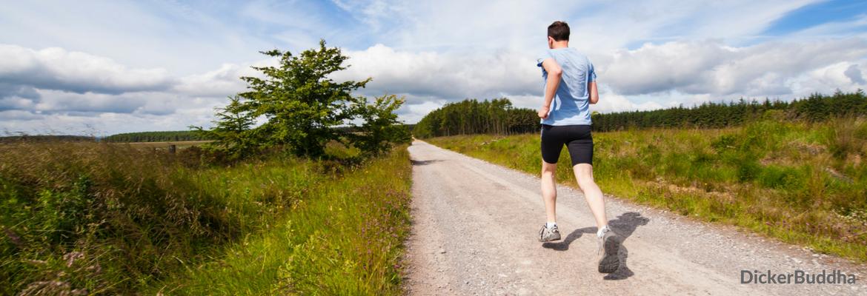 Laufmeditation – Meditieren beim Joggen