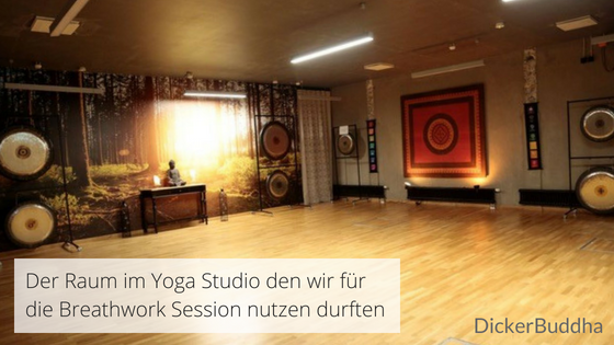 Breathwork Session Studio