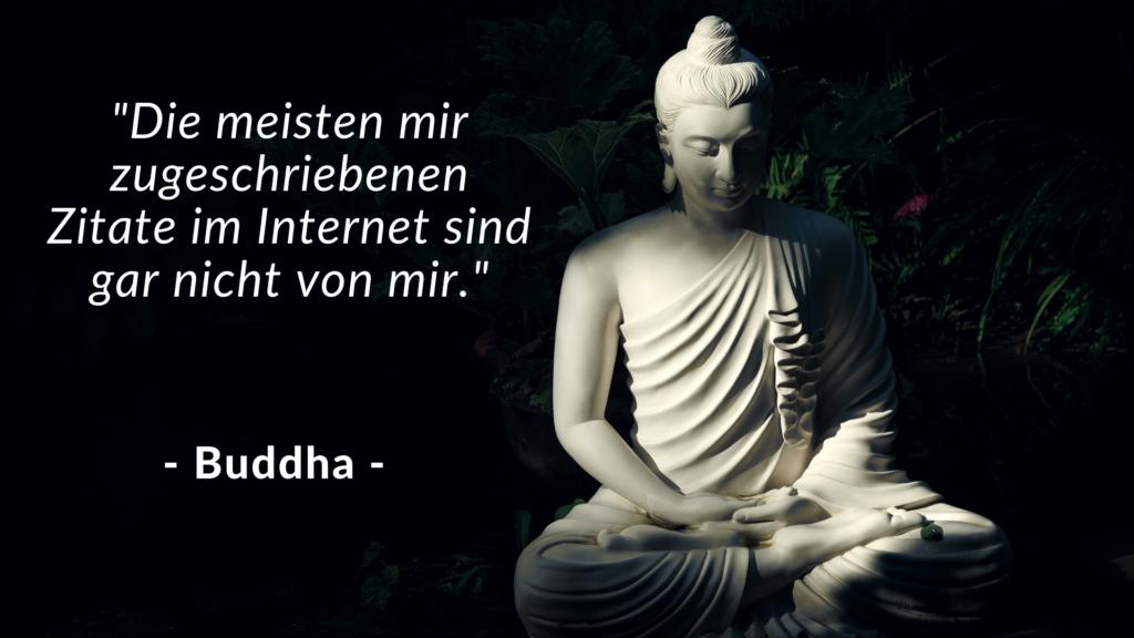 Buddha Zitate im Internet - buddhistische weisheiten