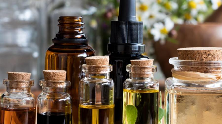 ätherische Öle für die Haut