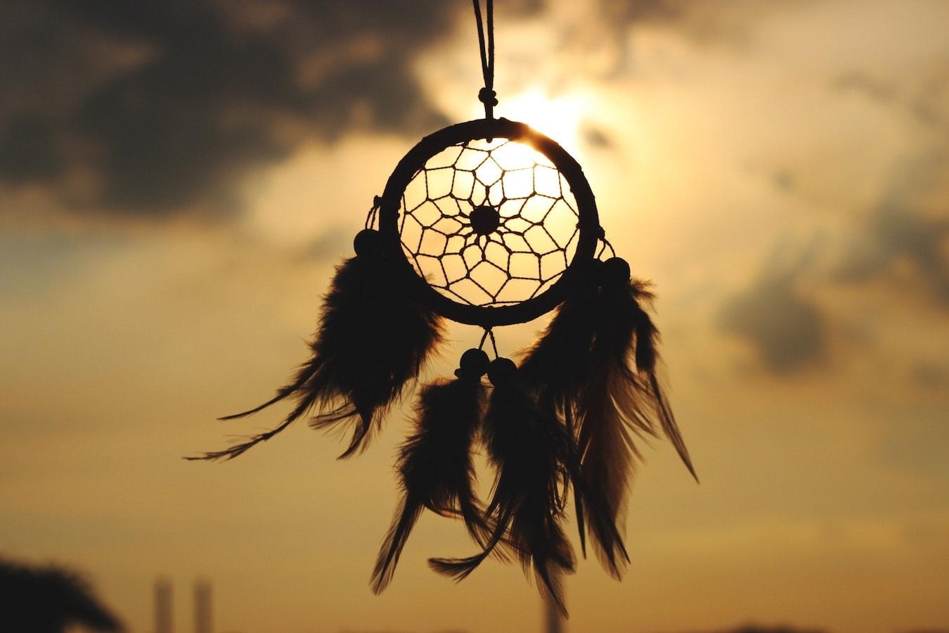 Traumfänger durch Träume mit dem higher self verbinden