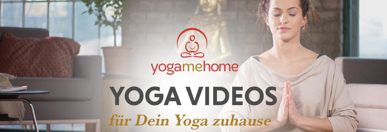 Yoga für zu Hause Yogamehome